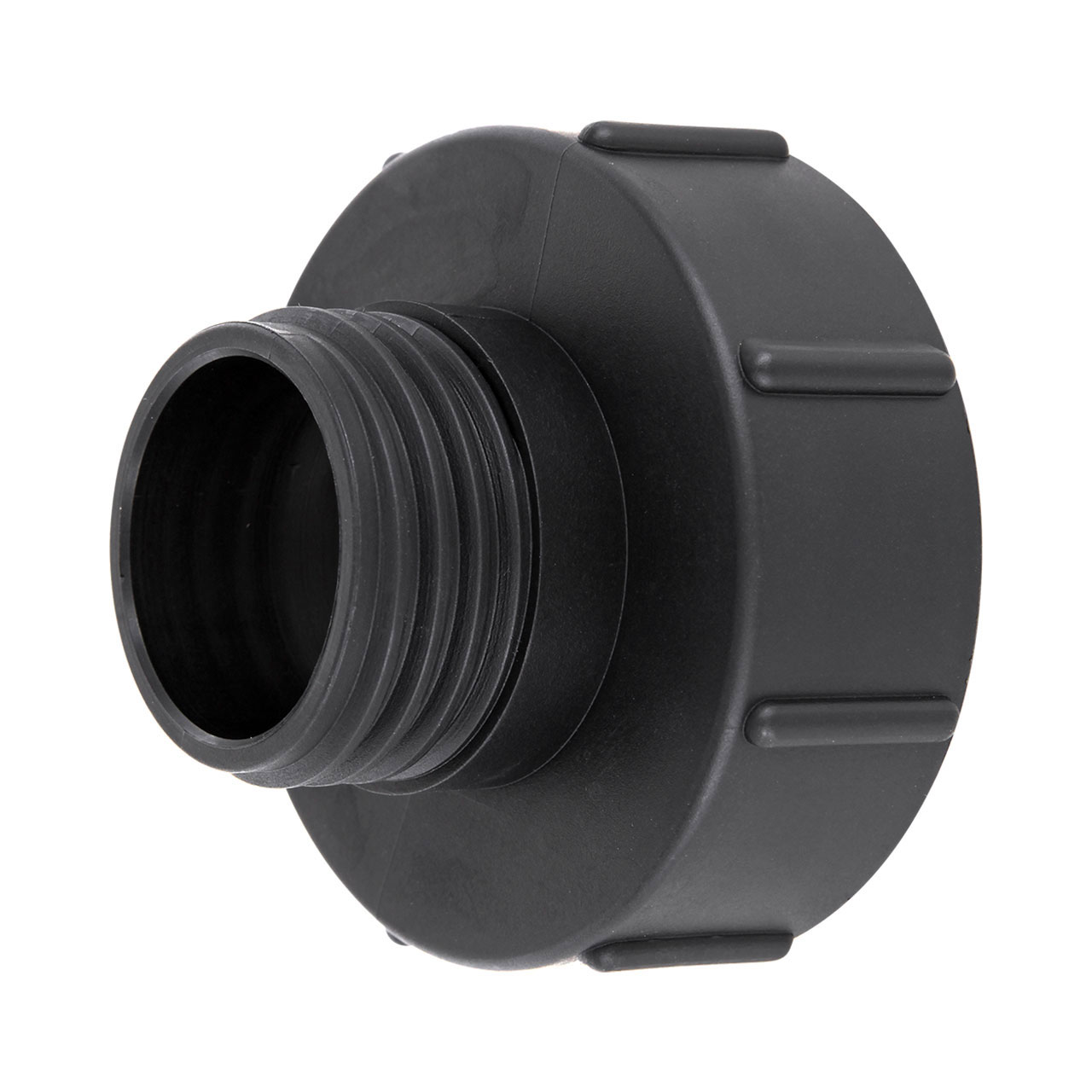 60mm 100mm Auf Reduzierung S60x6 Für IBC Auslaufhahn IBC Adapter S100x8