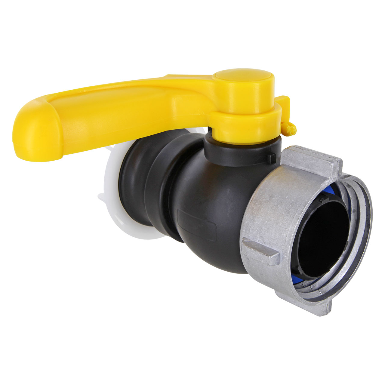 "3//4/"" IBC Adapter 60mm Regenwasser -Wassertank Anschluss S60x6 Wasserfass"